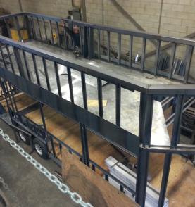 Cantines roulantes remorque restaurant drummondville québec cantine roulante cargo rénovation construction conception roulotte roulantes