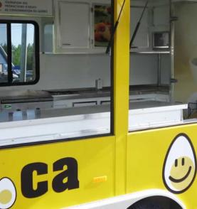Cantine mobile